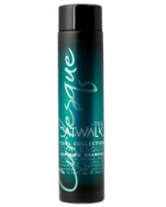 Шампунь для разглаживания вьющихся волос Тиджи Curlesque Defining Shampoo Tigi