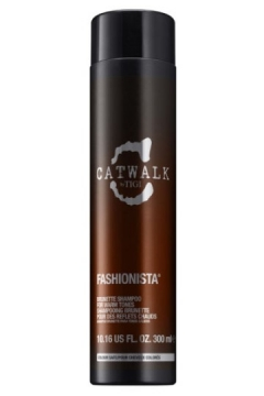 Шампунь для брюнеток Тиджи atwalk Fashionista Brunette Shampoo Tigi