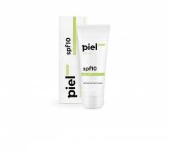 Ежедневный уход за руками для всех типов кожи Пьель косметикс Youth Defence Silver HAND CREAM SPF10 Piel cosmetics