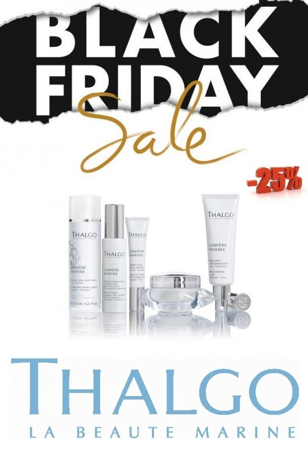 BLACK FRIDAY! THALGO!